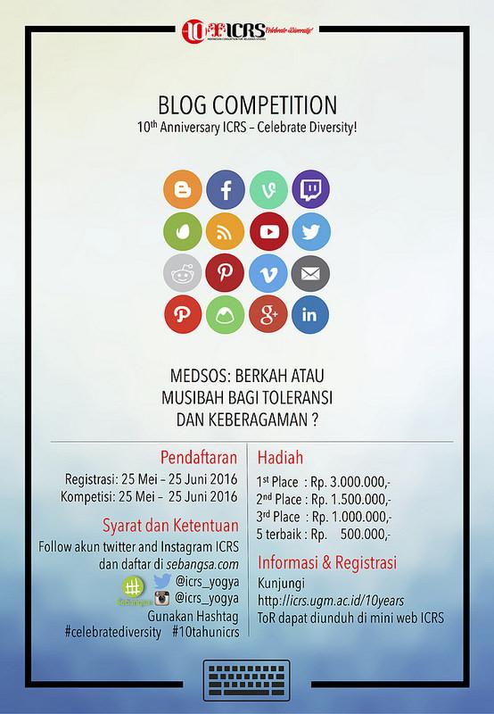Kompetisi Menulis Tentang Media Sosial