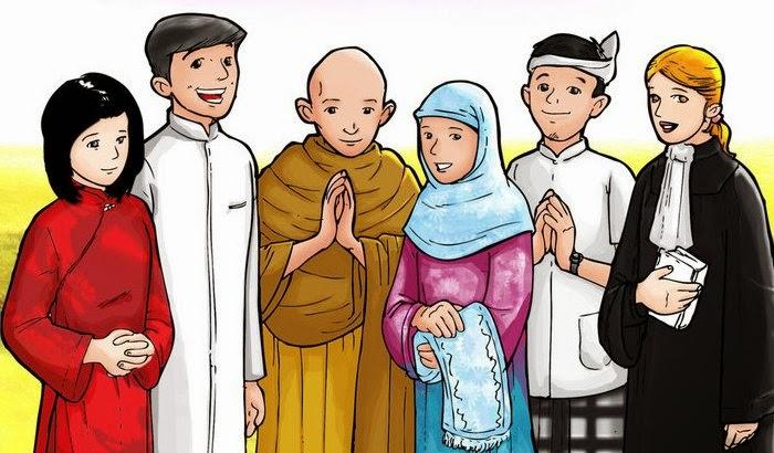 TOLERANSI ANTAR-UMAT BERAGAMA DALAM PANDANGAN ISLAM
