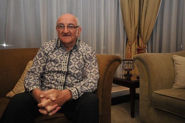 Romo Carolus: Menebar Kebaikan Lintas Agama
