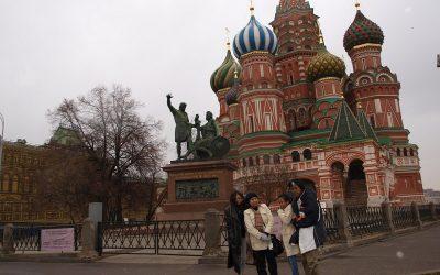 Cerita Masjid 'Kremlin' yang Terinspirasi dari Gereja