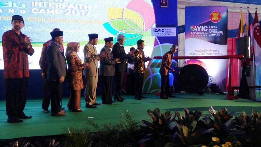 Pemuda ASEAN Belajar Toleransi Pesantren