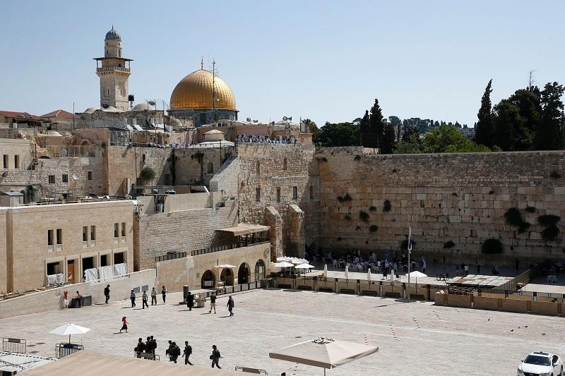 Yerusalem Situs Suci Tiga Agama