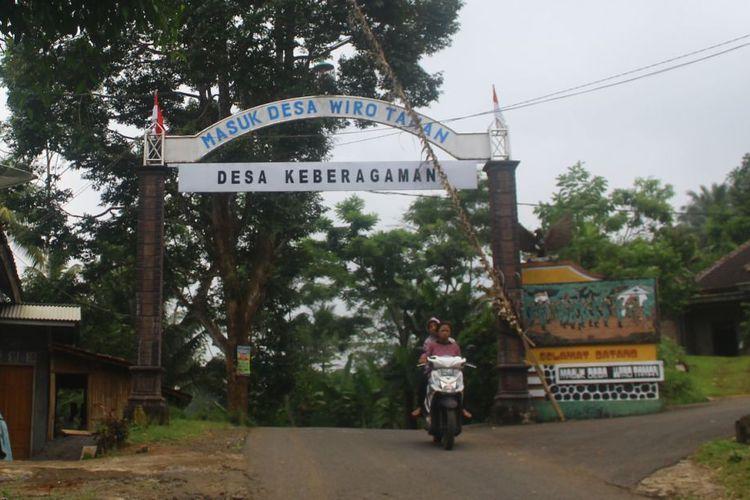 Kerukunan yang Membumi di Wirotaman