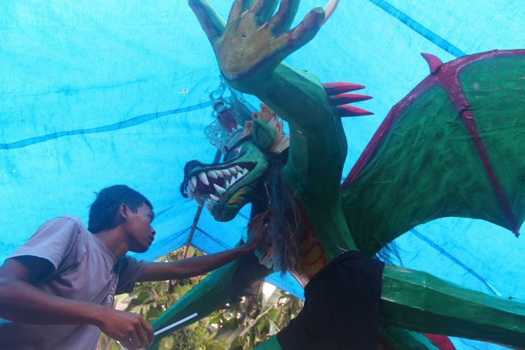 Nyepi di Kampung Karang Tengah