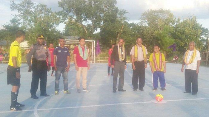 Futsal Keberagaman di Perbatasan