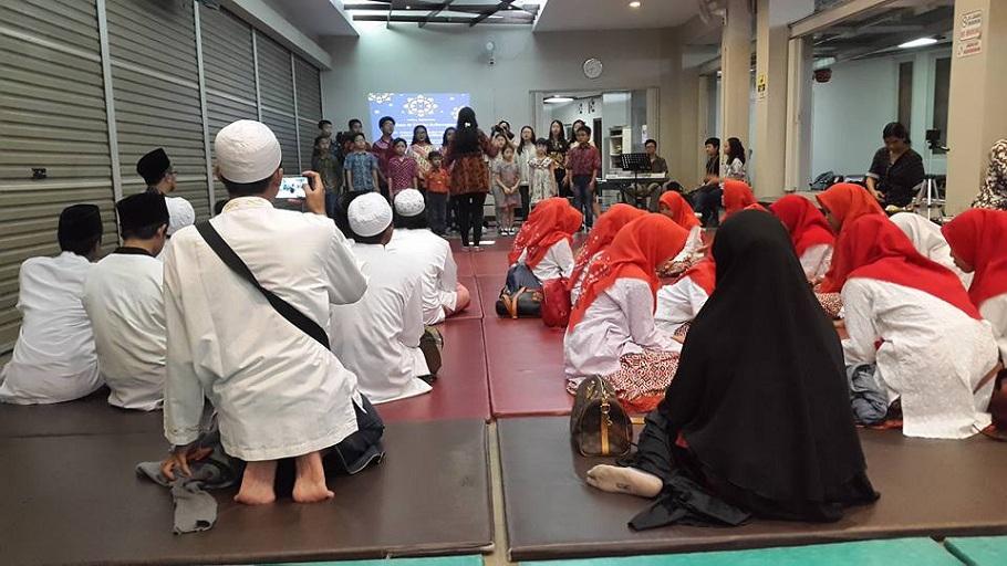 Cerita Ramadhan di GKI Kebonjati