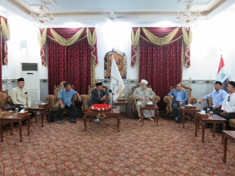 Pujian Irak untuk Kerukunan Indonesia