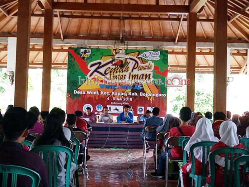 Kemah Lintas Iman untuk Kerukunan Bojonegoro