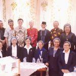 Kerukunan dan Syukur 100 Tahun CB di Indonesia