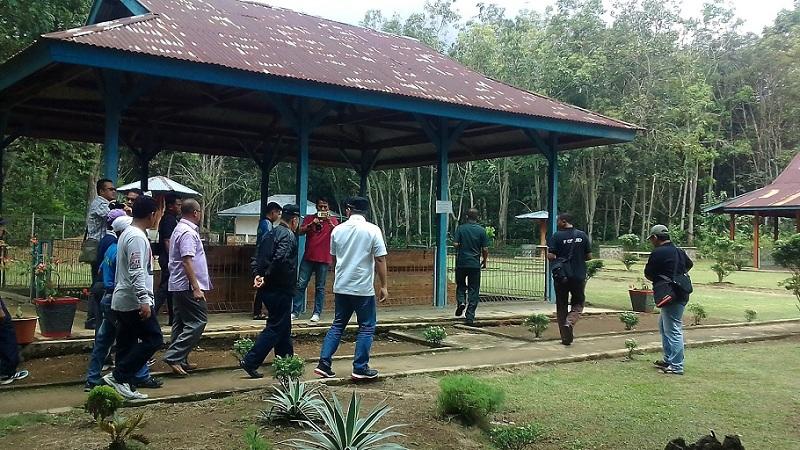 Candi Pulau Sawah dan Jejak Toleransi Sumatera Barat