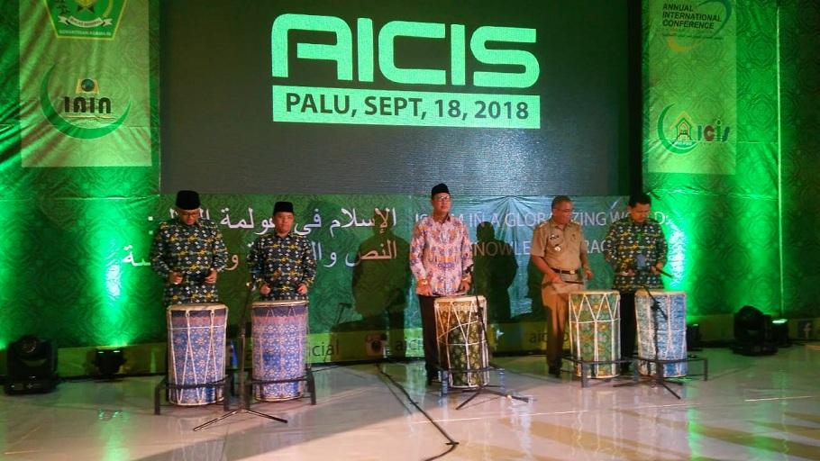 Akademisi dan Intelektual Islam Se-Dunia berkumpul di Palu