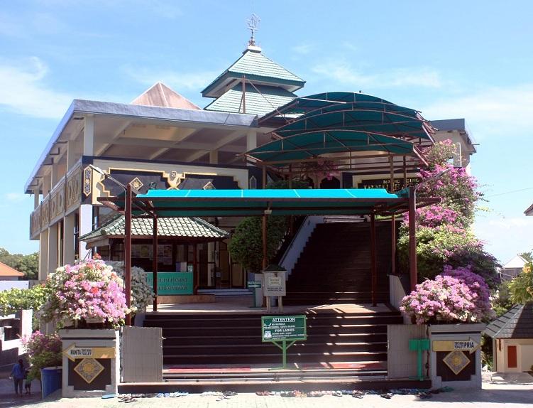 Masjid Ibnu Batutah simbol Kerukunan Global Nusa Dua