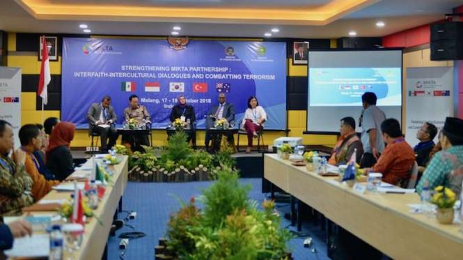 MIKTA Wujud Komitmen Indonesia untuk Perdamaian Dunia ...