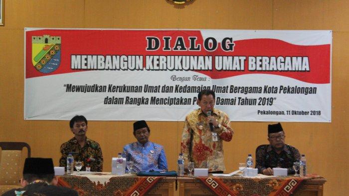 Dialog Demi Pemilu Damai di Pekalongan