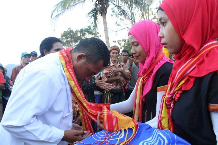 Imam Katolik di Kampung Toleransi