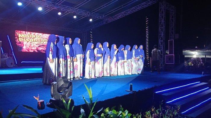 Malam Tahun Baru Toleransi di Manado
