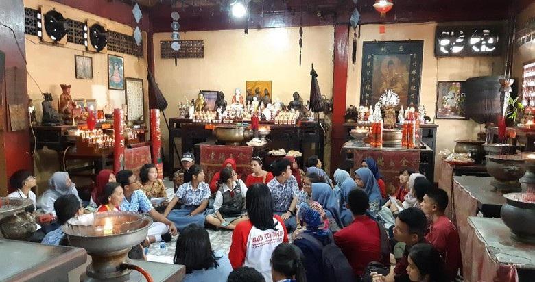 Wisata Kreatif Jakarta Mengurai Ketegangan