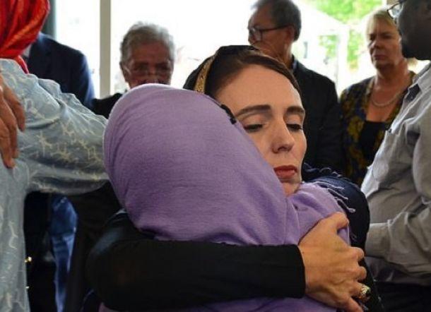 Muslim Selandia Baru Image: Komitmen Melindungi Warga Muslim Selandia Baru
