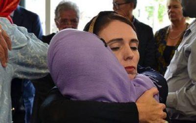 Empati untuk Muslim Selandia Baru