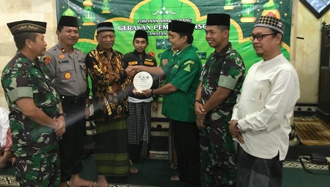 Safari Ramadhan Ansor di Tabanan