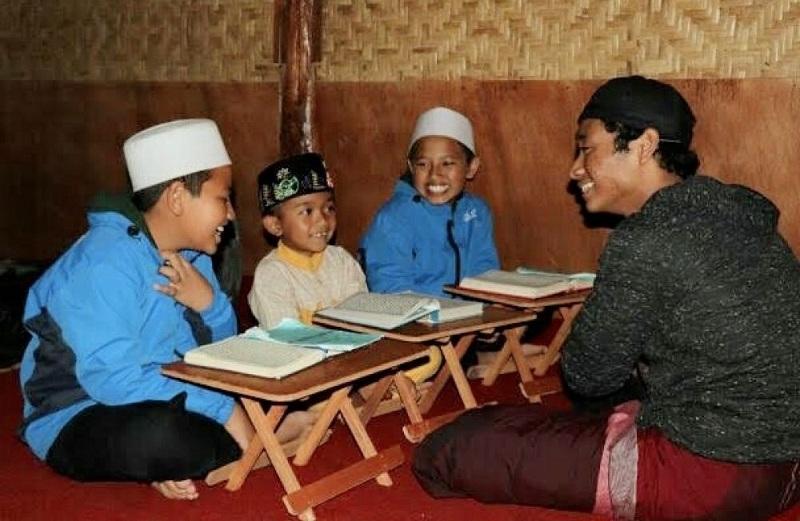 Kampung Muslim di Tengger