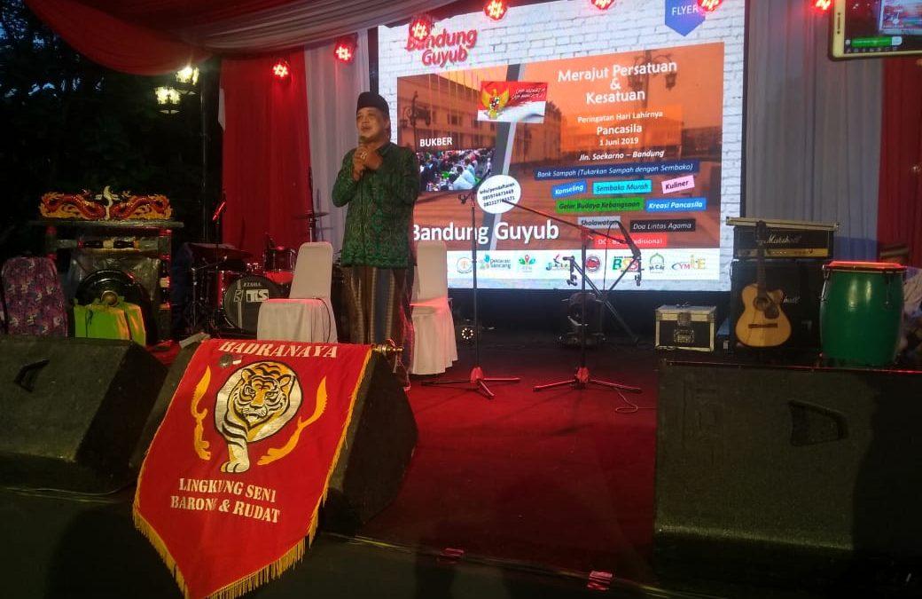 Bandung Guyub: Buka Bersama di Hari Lahir Pancasila