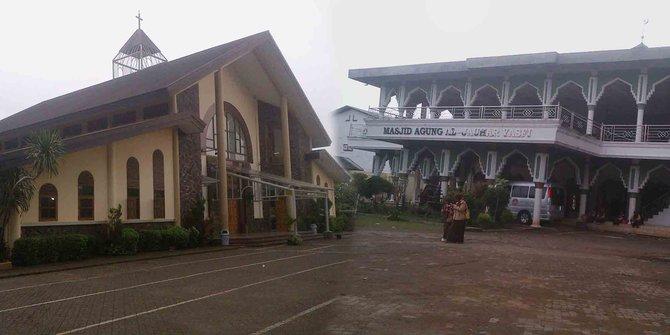 Rukun di Komunitas Heterogen Jawa Barat