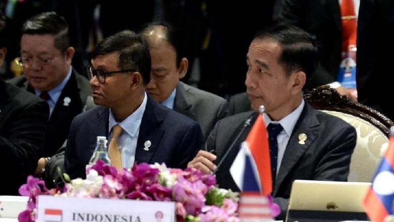 Di KTT ASEAN, Sekjen PBB Apresiasi Peran Indonesia di Dewan Keamanan PBB