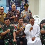 Panglima TNI Cek Pengamanan Gereja Santa Maria Surabaya Jelang Natal