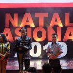 Di Depan Umat Kristiani, Jokowi: Negara Jamin Kebebasan Beragama