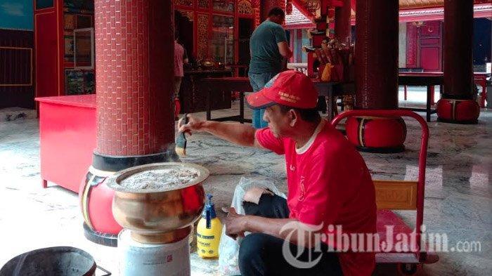Klenteng Eng An Kiong di Kota Malang Undang Tokoh Lintas Agama Saat Perayaan Cap Go Meh