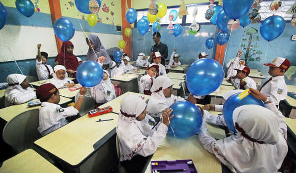 20 Sekolah di Solo Raya Jadi Percontohan Sekolah Toleran