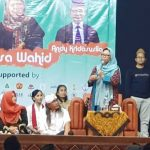 Alissa Wahid: Doa Masyarakat untuk  Gus Dur Lebih Penting Daripada Gelar Pahlawan