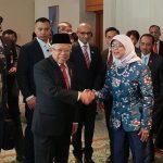 Indonesia dan Singapura Sepakat Teruskan Kerja Sama Antaragama Tangkal Radikalisme dan Terorisme