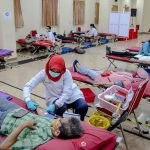 Ribuan Muslim Ahmadiyah Menjadi Relawan Siaga Donor Darah Nasional