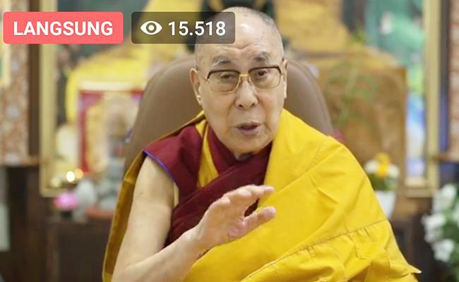 Pesan Dalai Lama Terkait Perilaku Rasisme di AS