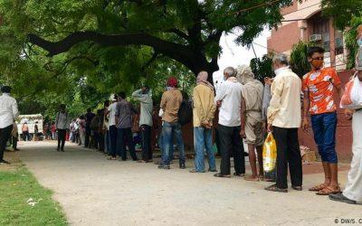 Jutaan Selamat dari Kelaparan Berkat Bantuan dari Tempat Ibadah Umat Sikh