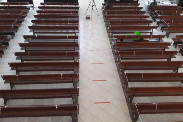 Kisah Jamaat Gereja HKI di Bandung: Sewa Aula Demi Ibadah