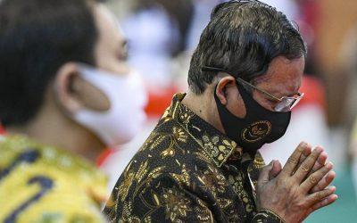 Pemerintah Mengharapkan Tokoh Agama Sebar Luaskan Pesan Damai