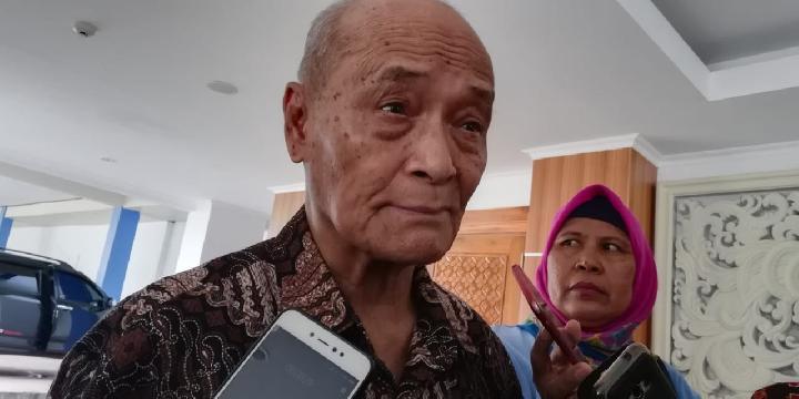 Kata Buya Syafii Maarif Soal Keputusan Jokowi Pilih Calon Kapolri Listyo Sigit