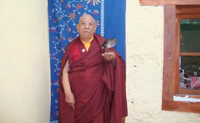 Tentang Waisak dari Pemimpin Seluruh Lama Wilayah Ladakh