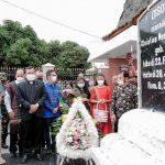 Sandiaga Minta Makam Misionaris Jerman di Toba Samosir Jadi Tujuan Wisata Religi