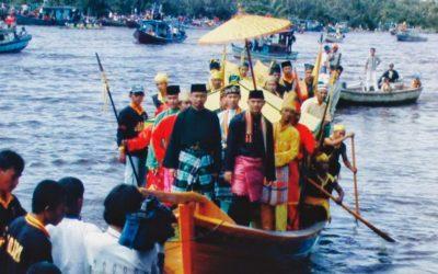 Robo-Robo, Tradisi Tolak Bala di Kalbar yang Lekat Nilai Sejarah dan Budaya