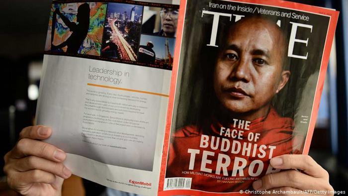 Pembebasan Wirathu Biaskan Kebangkitan Nasionalisme Buddha di Myanmar