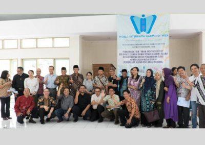World Interfaith Harmony Week 2016