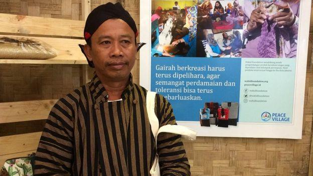 Sugeng Mulyadi Cerita Toleransi Nglinggi