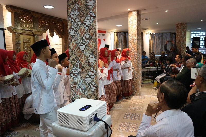 Deklarasi Pemilu Damai Umat Beragama Kota Bandung