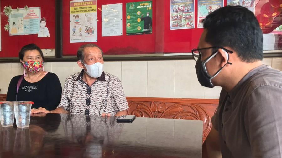 Potret Kampung Kerukunan Gampong Peunayong Banda Aceh