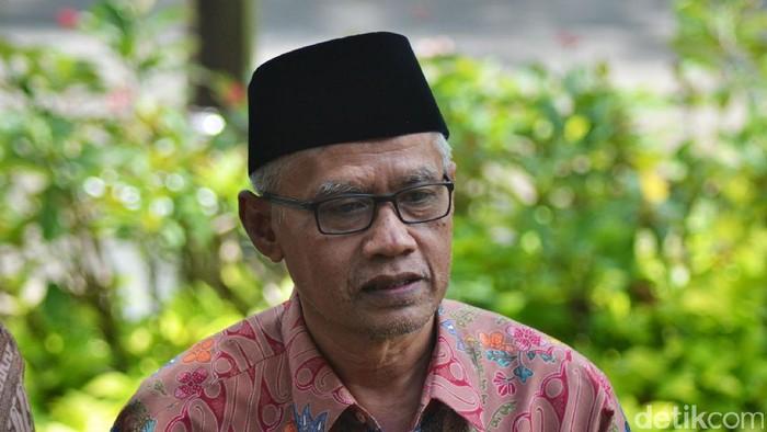 Haedar Nashir Minta TNI Jaga Keutuhan dan Persatuan Indonesia